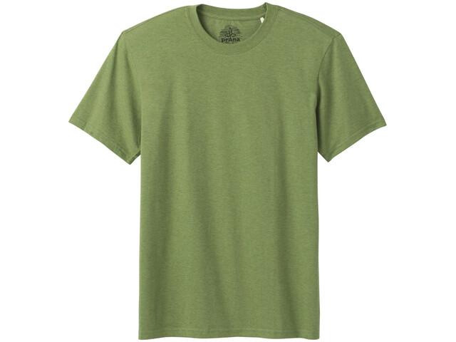 Prana Camiseta manga larga Hombre, matcha heather